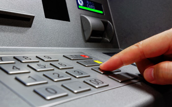 ATM / Cash & Cheque Deposit Machine