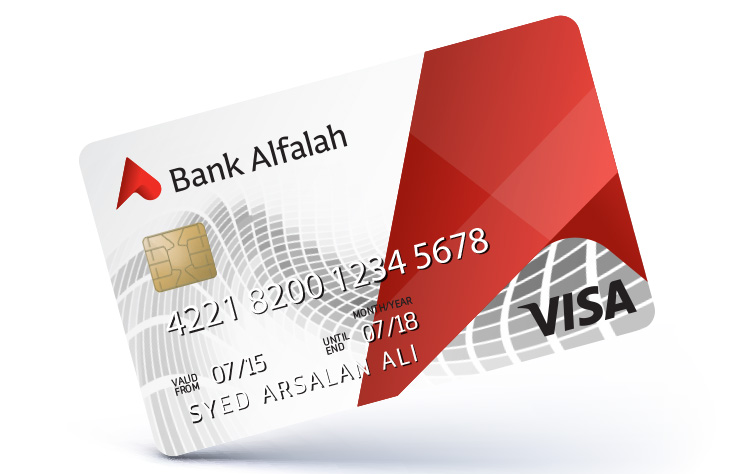 Credit Cards – Bank Alfalah