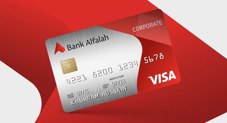alfalah visa corporate card bank alfalah - Visa Corporate Card